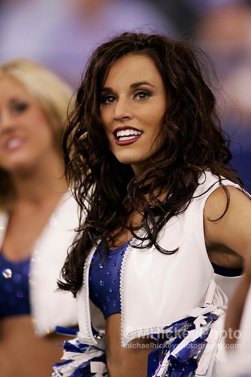 Indianapolis Colts cheerleader