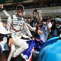 2015 Le Mans Winners, 24 Heures Du Mans 85th Edition, 18/06/2017,