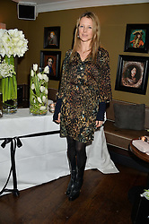 TILLY WOOD at a party to launch Madderson London Women's Wear held at Beaufort House, 354 Kings Road, London on 23rd January 2014.