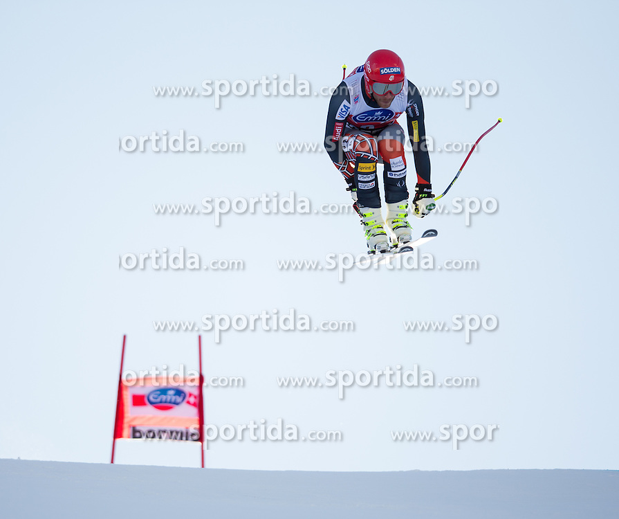 28.12.2013, Stelvio, Bormio, ITA, FIS Ski Weltcup, Bormio, Abfahrt, Herren, 2. Traininglauf, im Bild Bode Miller (USA) // Bode Miller of the USA in action during mens 2nd downhill practice of the Bormio FIS Ski Alpine World Cup at the Stelvio Course in Bormio, Italy on 2012/12/28. EXPA Pictures © 2013, PhotoCredit: EXPA/ Johann Groder