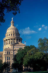 Stock photo of the Capitol building in Austin, Texas