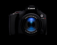 Canon SX40 IS Camera