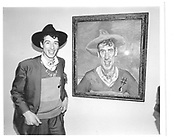 Gaz Mayal, Lucian Freud showing Tate, 2nd June 1998© Copyright Photograph by Dafydd Jones 66 Stockwell Park Rd. London SW9 0DA Tel 020 7733 0108 www.dafjones.com