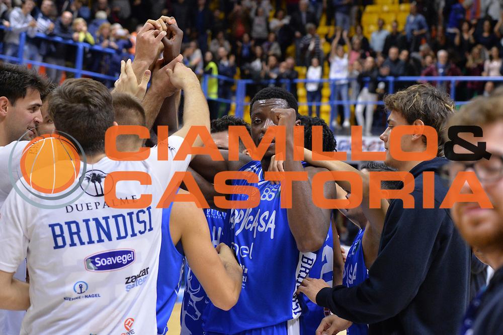 Lalanne Cady<br /> Happycasa Basket Brindisi - Sidigas Avellino<br /> Legabasket serieA 2017-2018<br /> Brindisi , 15/11/2017<br /> Foto Ciamillo-Castoria/ M.Longo