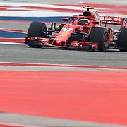 Formula 1 - United States Grand Prix 2018
