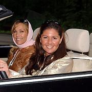 NLD/Vierhouten/20050530 - Society vrouwen rijden de BeauMonde Rally 2005, Tanja Jess en Josefine van Asdonk
