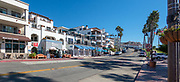 Downtown San Clemente at the Pier Bowl