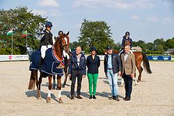 Kroeze Renske, NED, Jolig W<br /> KWPN Kampioenschap Eventing Paarden<br /> Renswoude 2019<br /> © Hippo Foto - Dirk Caremans<br /> 29/05/2019