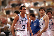 Europei Roma 1991 <br /> Finale Italia vs Jugoslavia<br /> Foto: Fabio Ramani