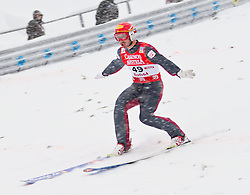 17.12.2011, Casino Arena, Seefeld, AUT, FIS Nordische Kombination, Ski Springen HS 109, im Bild Christoph Bieler (AUT) // Christoph Bieler of Austria during Ski jumping at FIS Nordic Combined World Cup in Sefeld, Austria on 20111211. EXPA Pictures © 2011, PhotoCredit: EXPA/ P.Rinderer