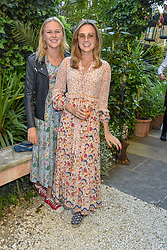 Left to right, Kitty Jenks and Daisy van Straubenzee at The Ivy Chelsea Garden Summer Party ,The Ivy Chelsea Garden, King's Road, London, England. 14 May 2019. <br /> <br /> ***For fees please contact us prior to publication***