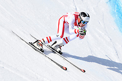 PAJANTSCHITSCH Nico LW6/8-2 AUT competing in the Para Alpine Skiing Downhill at the PyeongChang2018 Winter Paralympic Games, South Korea