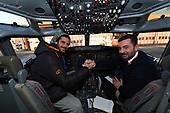 20180227 Luca Vitali in cabina di pilotaggio