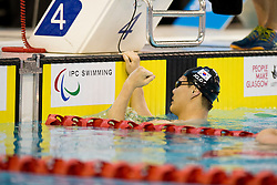 JO Giseong KOR at 2015 IPC Swimming World Championships -  Men's 100m Freestyle S4