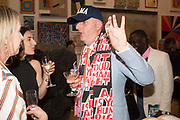 BOB AND ROBERTA SMITH, Royal Academy of arts summer exhibition summer party. Piccadilly. London. 4 June 2019