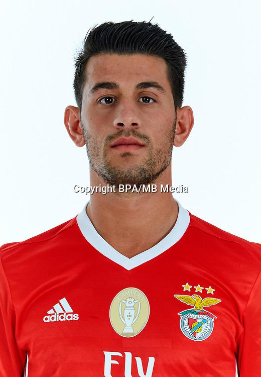 Portugal - Primera Liga NOS 2016-2017 /  <br /> ( Sl Benfica ) - <br /> Luis Miguel Afonso Fernandes &quot; Pizzi &quot;