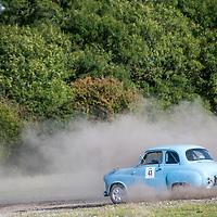 Car 43 Nick Van Pragg / Yann Tytgadt