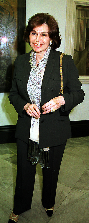 PRINCESS EZRA JAH at a reception in London on 18th October 1999.<br /> MXX 54