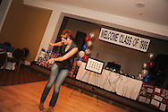 DOYLESTOWN, PA - NOVEMBER 25:  Central Bucks East High School Class of 1986 25th Anniversary Reunion November 25, 2011 at the Moose Lodge in Doylestown, Pennsylvania. (Photo by William Thomas Cain/cainimages.com)