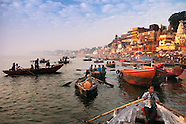 From the Palaces of Rajasthan to the holy Ganges river in Varanasi, Northern India