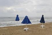 Georgioupoli and Georgioupoli Beach, Kreta end of season.Georgioupoli et Georgioupoli plage en fin de saison. Herbst in Georgiouoli, Kreta, 2011. © Romano P. Riedo   fototpunkt.ch