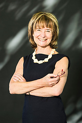 Sarah Dunant appearing at the Edinburgh International Book Festival<br /> <br /> Sarah Dunant(born 8 August 1950)is a British novelist, journalist, broadcaster and critic. She has two daughters and lives inLondonandFlorence.