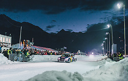 01.02.2020, Flugplatz, Zell am See, AUT, GP Ice Race, im Bild Uebersicht // General View during the GP Ice Race at the Airfield, Zell am See, Austria on 2020/02/01. EXPA Pictures © 2020, PhotoCredit: EXPA/ JFK