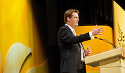 Liberal Democrats<br /> Autumn Conference 2011 <br /> at the ICC, Birmingham, Great Britain <br /> <br /> 17th to 21st September 2011 <br /> <br /> The Right Honourable<br /> Danny Alexander <br /> MP<br /> <br /> Chief Secretary to the Treasury<br /> <br /> Photograph by Elliott Franks