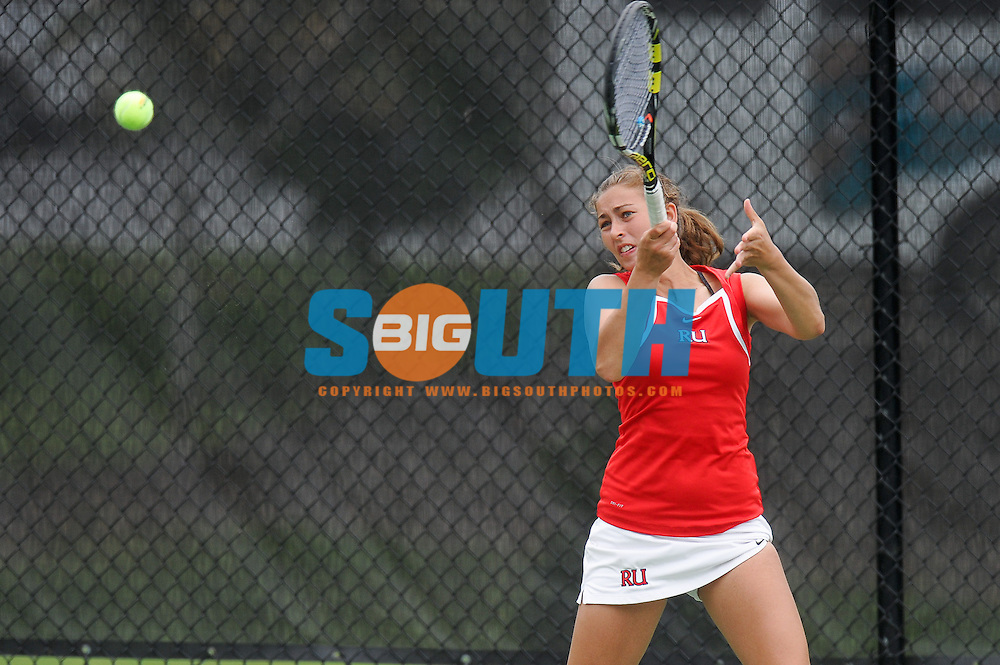 2015 Big South Conference Women's Tennis Championship