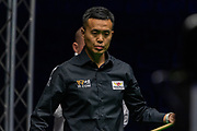 Day 3 of the 19.com World Snooker Home Nations Scottish Open. Action from the Evening session Marco Fu Vs  Stephen Maguire during the World Snooker Scottish Open at the Emirates Arena, Glasgow, Scotland on 11 December 2019.