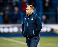 Photographer Simon King/Replay Images<br /> <br /> Guinness PRO14 Round 2 - Cardiff Blues v Edinburgh - Saturday 5th October 2019 -Cardiff Arms Park - Cardiff<br /> <br /> World Copyright © Replay Images . All rights reserved. info@replayimages.co.uk - http://replayimages.co.uk