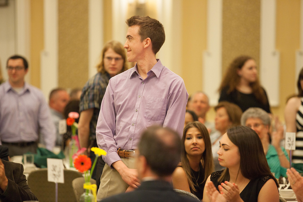 HTC Graduation Dinner Celebration. ©Ohio University/ Photo by Kaitlin Owens