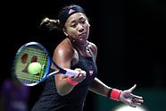 WTA Finals Singapore - Day 4 - 24 October 2018