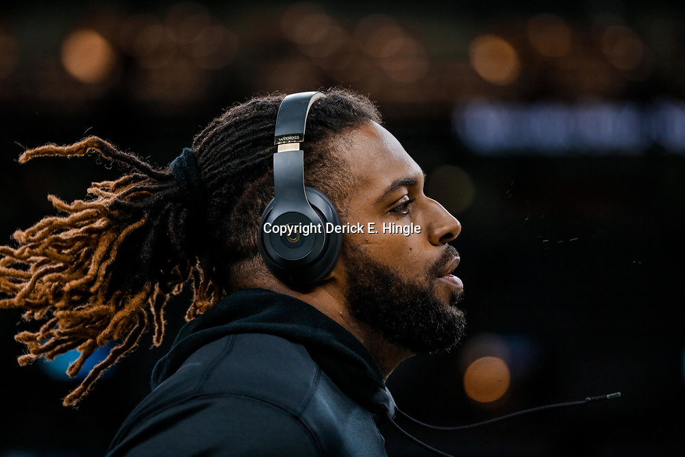Sep 9, 2018; New Orleans, LA, USA; New Orleans Saints defensive end Cameron Jordan (94) before a game against the Tampa Bay Buccaneers at the Mercedes-Benz Superdome. Mandatory Credit: Derick E. Hingle-USA TODAY Sports