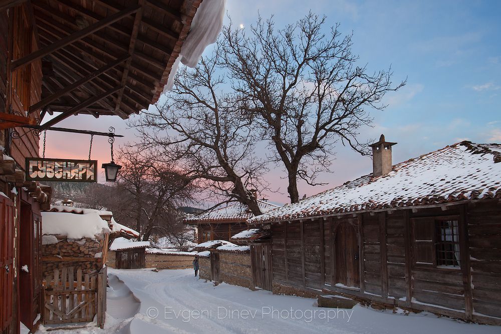 Architectural reserve Zheravna