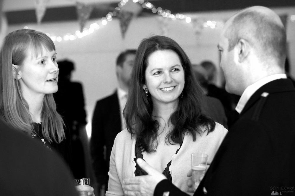Shona, Brenna & Graeme at Jan & Carrie's wedding
