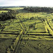 Geoglyphes du Tequinho un des plus complexes des 300 géoglyphes découvert récemment dans l'Acre.   Geoglifo do Tequinho um dos mais complexe dos 300 geoglifos descubertos recientemente no Acre.