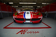 September 19, 2015 World Endurance Championship, Circuit of the Americas. #83 AF CORSE, FERRARI 458 ITALIA, Francois PERRODO, Emmanuel COLLARD, Rui AGUAS