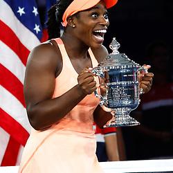Sloane Stephens of United States Winner Us Open 2017