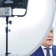 Antonio TAJANI - EP President in interview for Rtve