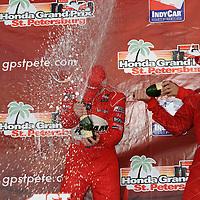 2009 INDYCAR RACING ST PETERSBURG