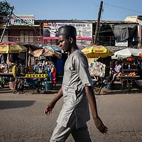 The Monday market in Maiduguri.