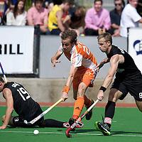 MELBOURNE - Champions Trophy men 2012<br /> Netherlands v New Zealand<br /> Nederland naar de halve finale<br /> foto: Quirijn Caspers.<br /> FFU PRESS AGENCY COPYRIGHT FRANK UIJLENBROEK