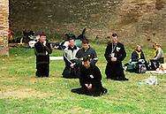Roma, 8 Aprile 2005.I funerali di Papa Giovanni Paolo II.