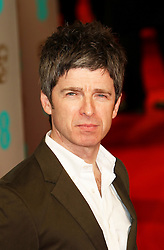 © London News Pictures. Noel Gallagher, EE British Academy Film Awards (BAFTAs), Royal Opera House Covent Garden, London UK, 08 February 2015, Photo by Richard Goldschmidt /LNP
