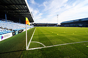 Fratton Park stadium in the sunshine before the EFL Sky Bet League 1 match between Portsmouth and Bradford City at Fratton Park, Portsmouth, England on 28 October 2017. Photo by Graham Hunt.