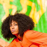 Solange, New Orleans Jazz & Heritage Festival 2014
