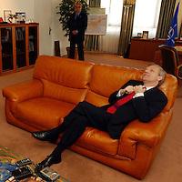 Jaap de Hoop Scheffer - former NATO Secretary General