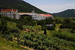 The Huadong Winery is seen in Qingtao, China, June 23, 2009.