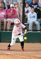13 April 2010: Jessica Roche. The Illini of Illinois knock off the Illinois State Redbirds 5-1 on the campus of Illinois State University in Normal Illinois.